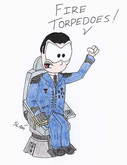 Torpedoes!